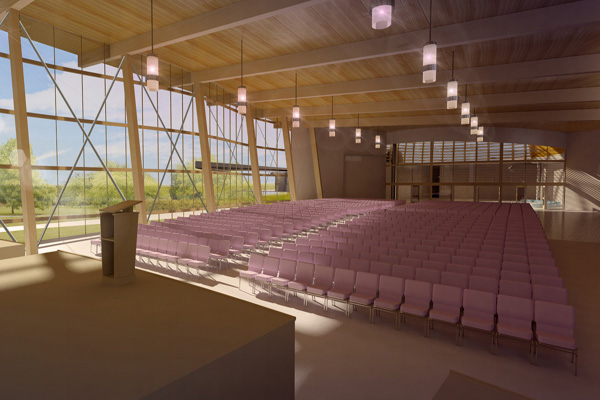 Contemporary Worship Church Design