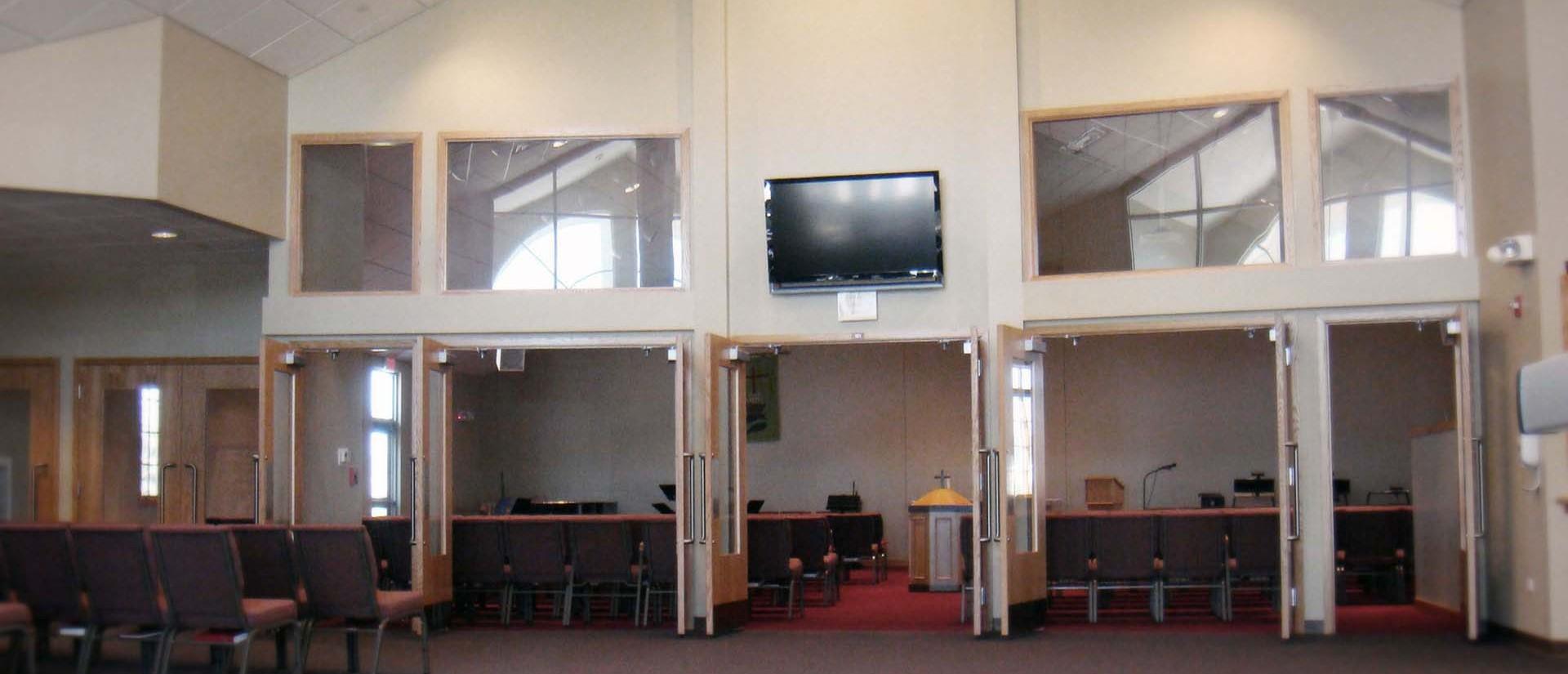 Church Lobby