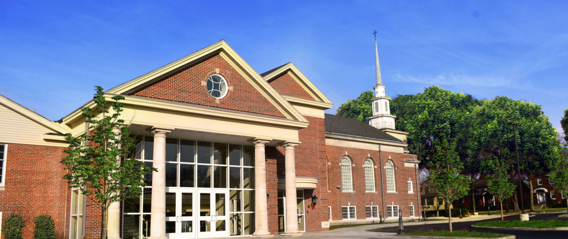 Traditional Style Church Architectural Design