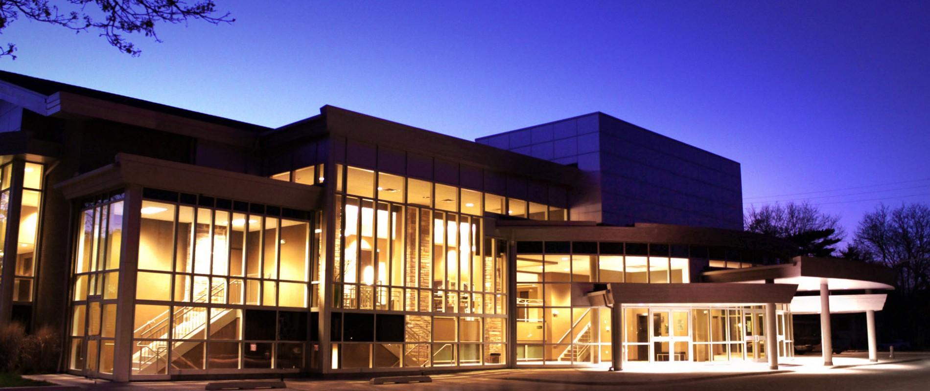 Modern Church Addition Architectural Design