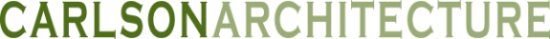 Carlson Architecture Logo